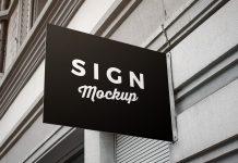 For-Wall-Mounted-Rectangle-Shape-Signage-Mockup-PSD