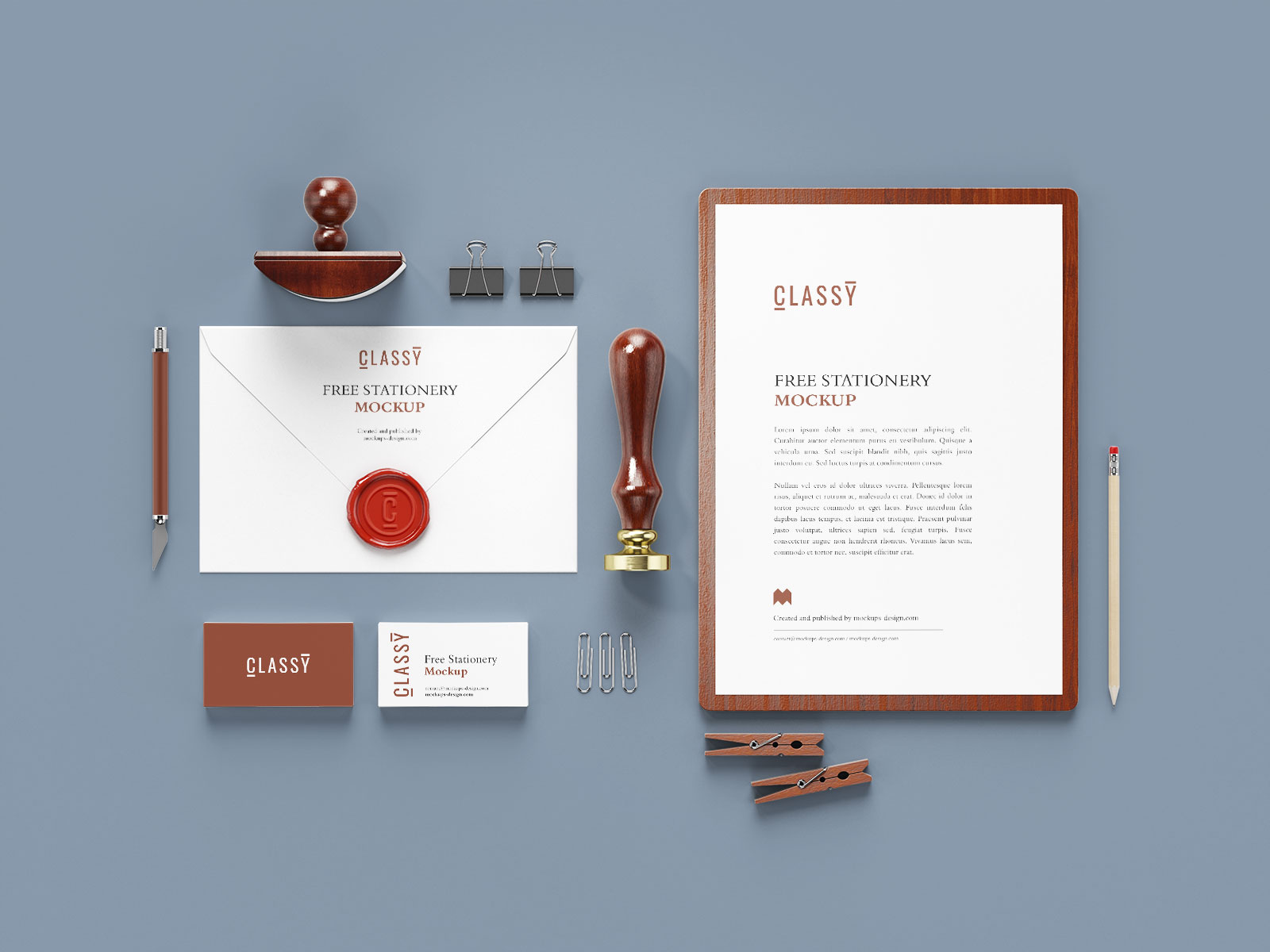 Free-Corporate-Identity--Stationery-Mockup-PSD-Scene-2
