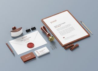 Free-Corporate-Identity--Stationery-Mockup-PSD-Scene