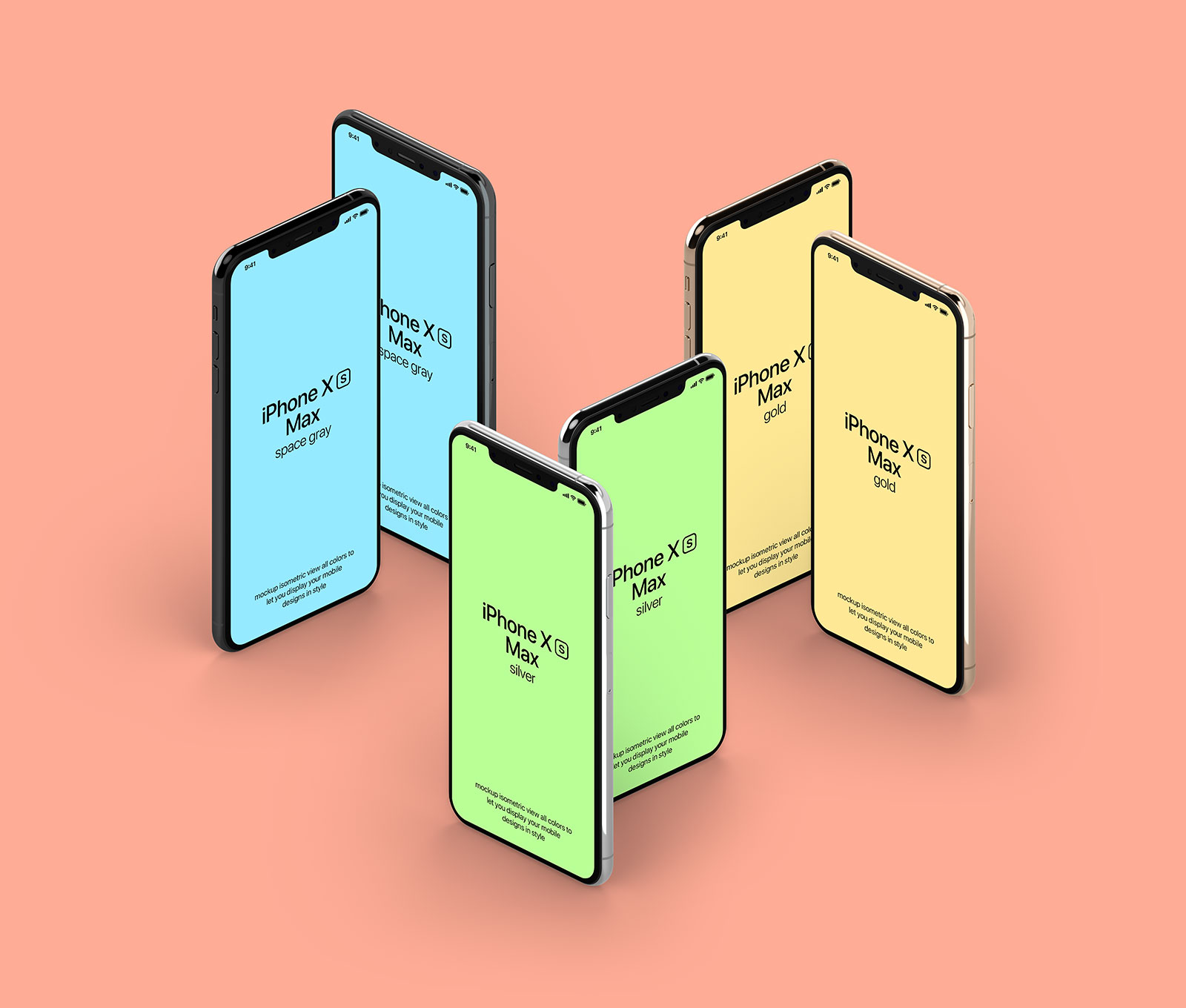 Free-Isometric-iPhone-Xs-Max-Mockup-PSD-2