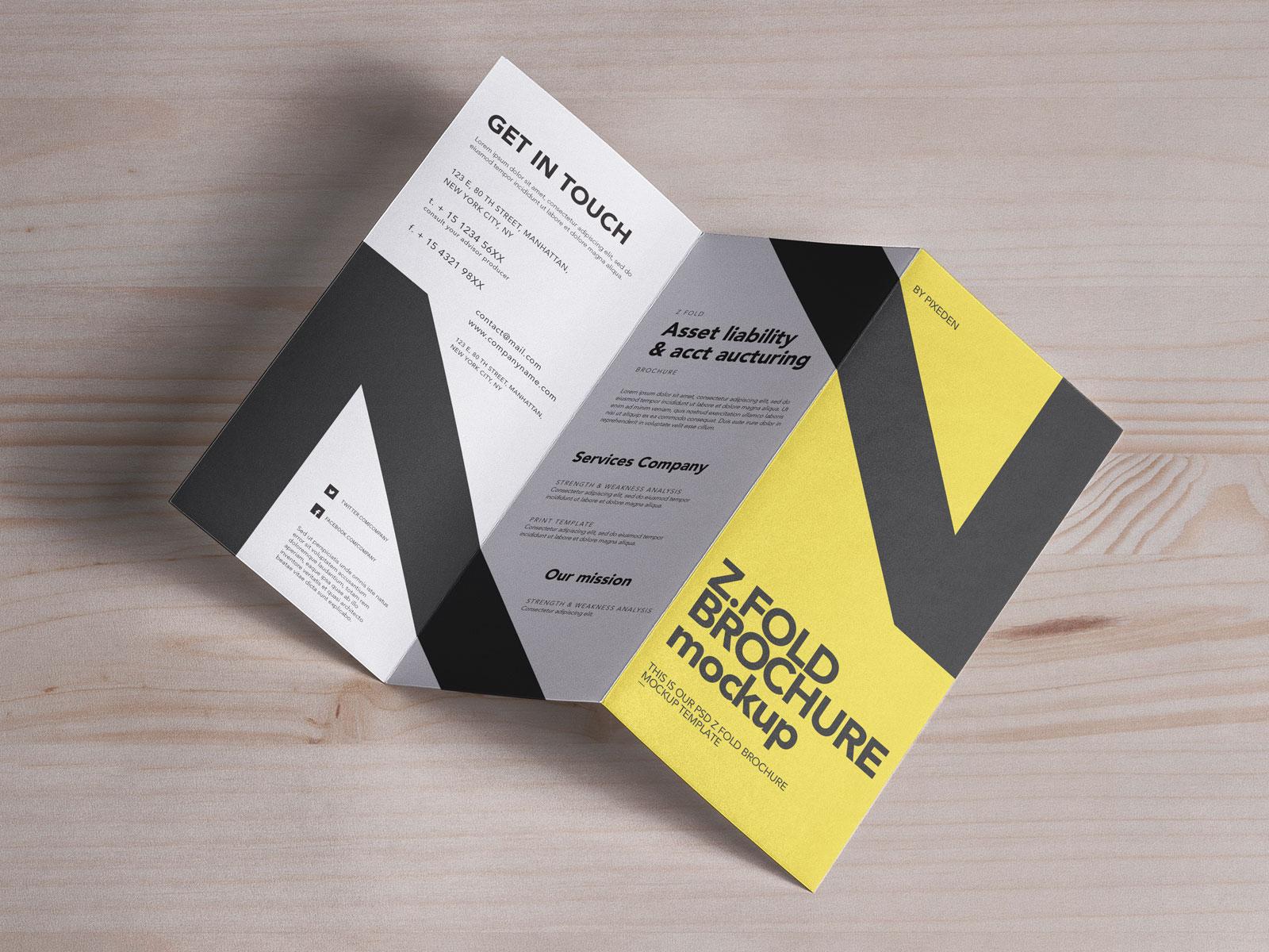 Free-Premium-Z-Fold-Brochure-Mockup-PSD-Presentation-2