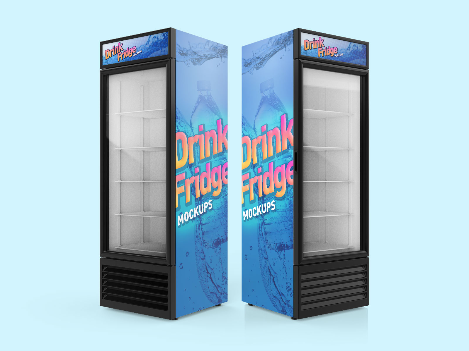 Free-Soft-Drinks-Fridge-Refrigerator-Mockup-PSD-Set-5