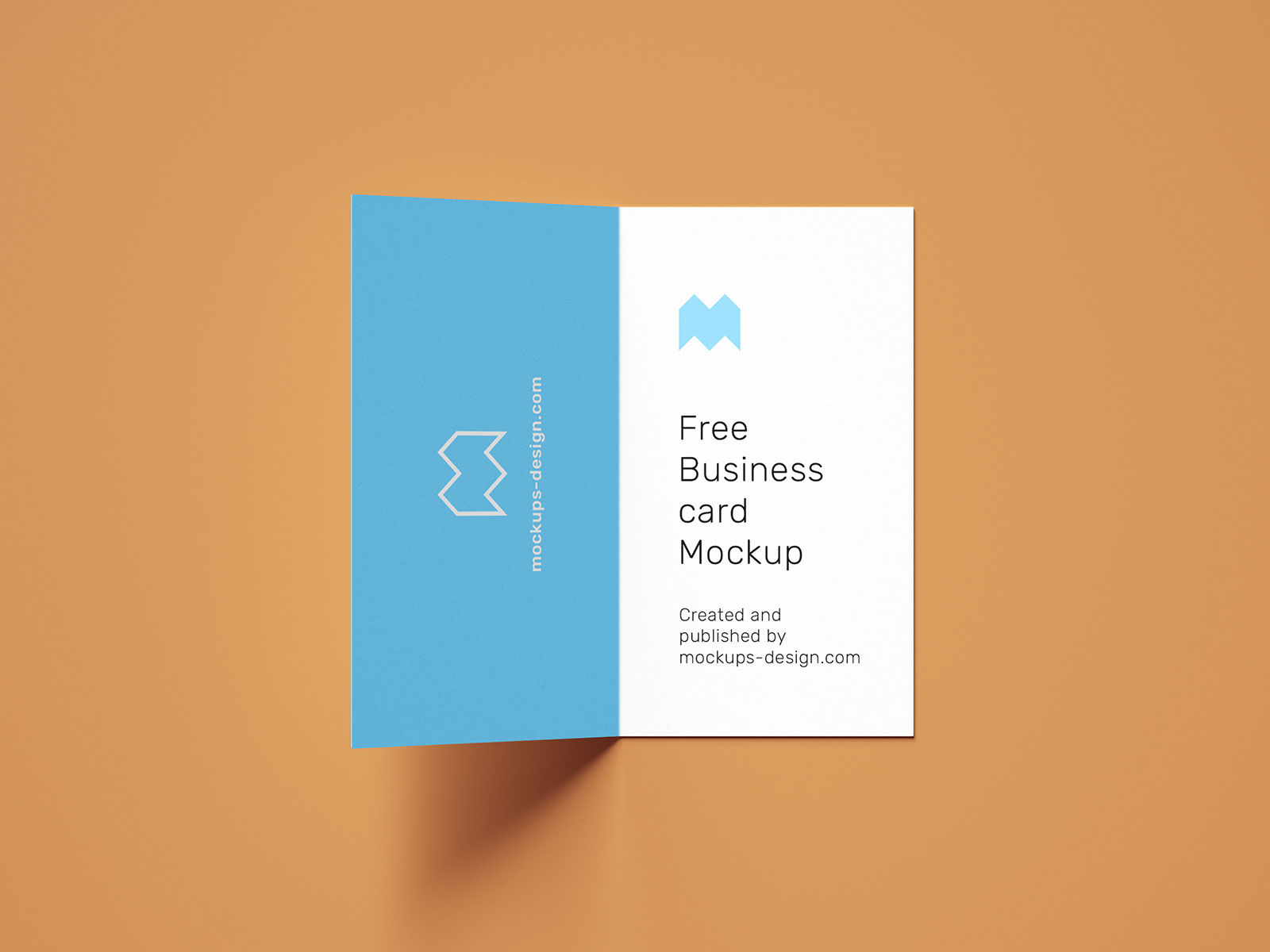 Free-Vertical-Folded-Business-Card-Mockup-PSD-Set-5