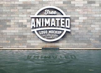 Free-3D-Animated-Logo-Mockup-PSD