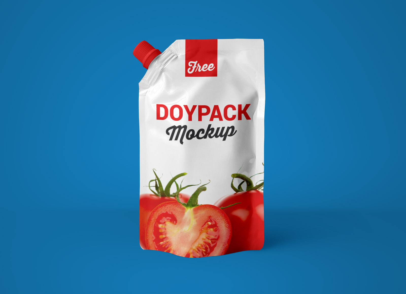 Free-Doypack-Stand-Up-Pouch-Packaging-Mockup-PSD