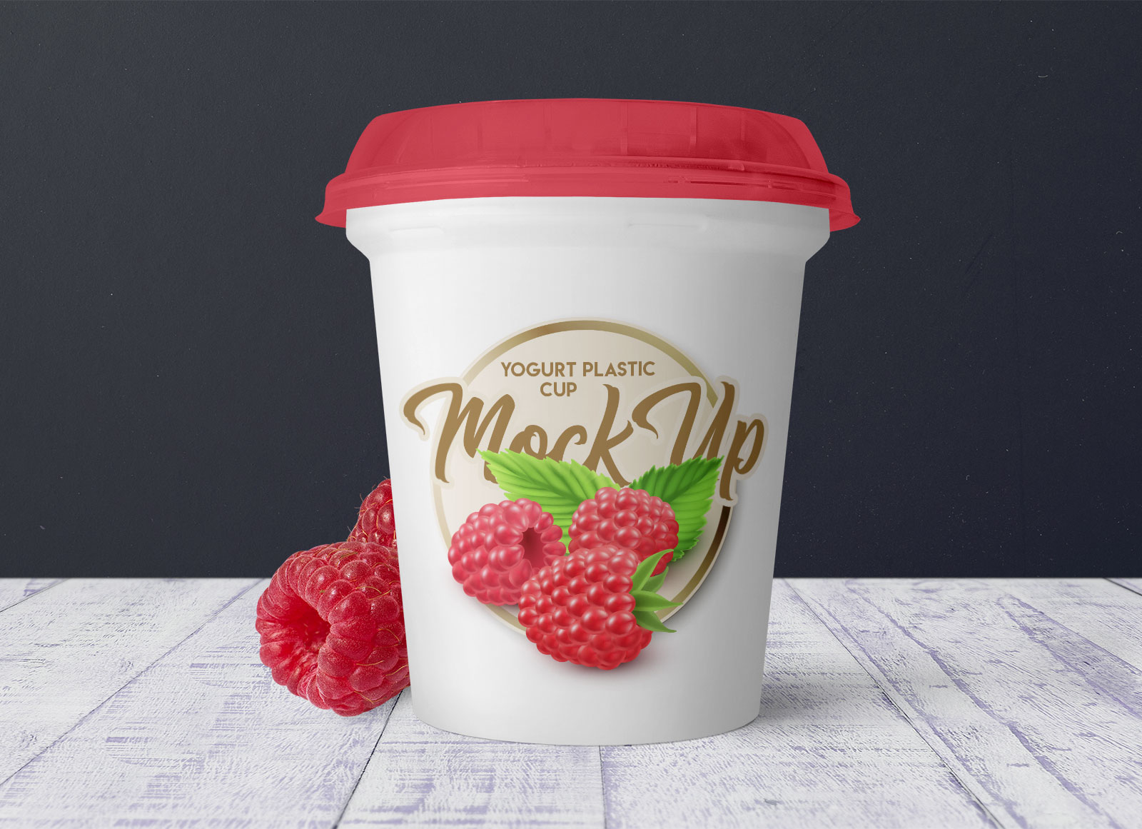 Free-Yogurt-Cup-Ice-Cream-Packaging-Mockup-PSD