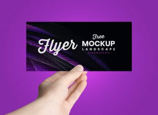 3-Free-Hand-Holding-Flyer-Mockup-PSD