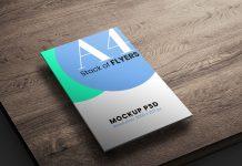 Free-A4-Size-Flyer-Mockup-PSD