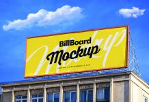 Free-Outdoor-Advertising-Billboard-on-Building-Mockup-PSD