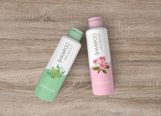 Free-Cosmetic-Cream-Shampoo-Bottle-Mockup-PSD-2