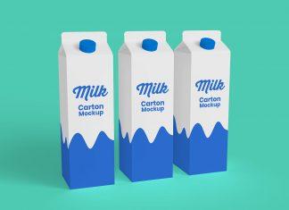 Free-Juice-Milk-Carton-Mockup-PSD-Set