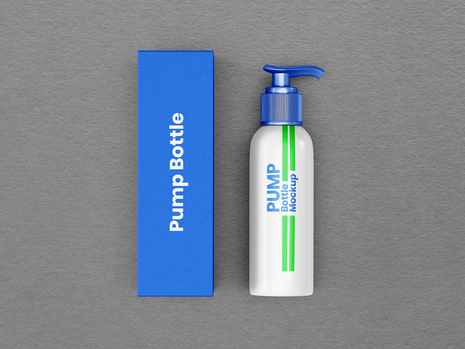 Free-Pump-Dispenser-Bottle-&-Packaging-Mockup-PSD-Set