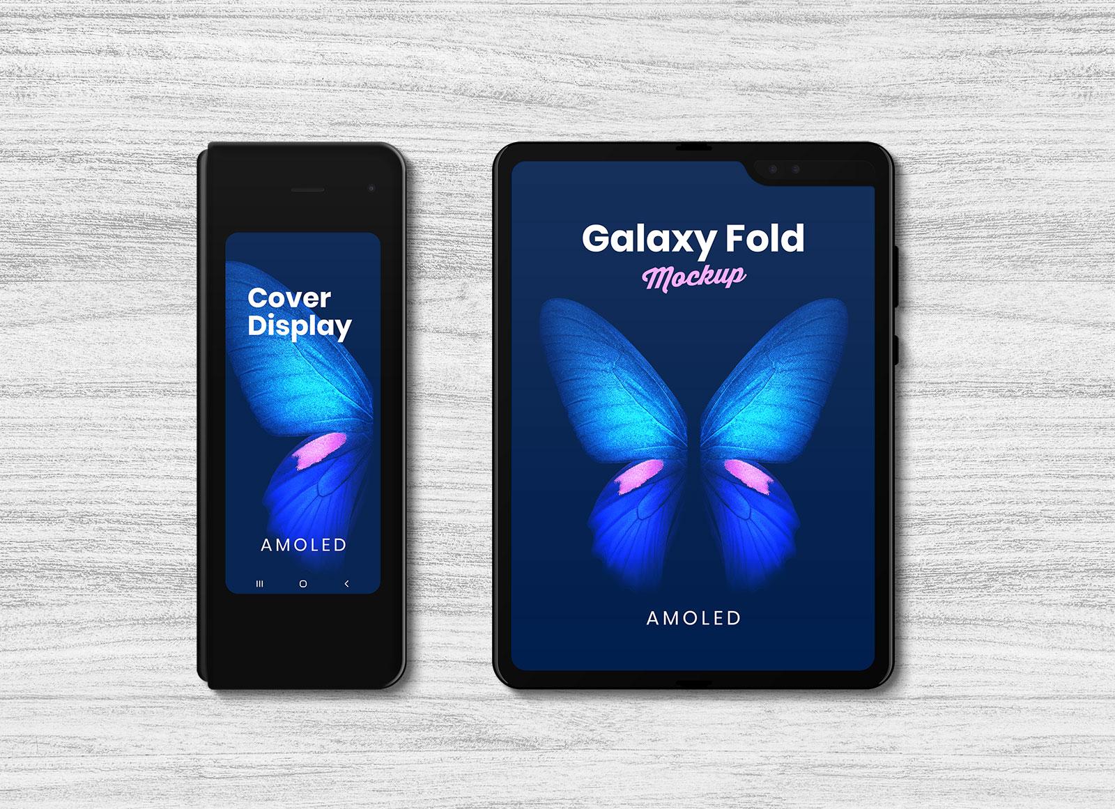 Free-Samsung-Galaxy-Fold-Mockup-PSD