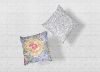 Free-Floating-Pillow-Mockup-PSD-Set