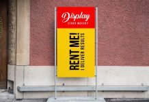 Free Exhibition Display Stand & Booth Mockup PSD - Good Mockups