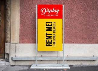 Free-Street-Display-Stand-Mockup-PSD