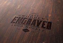 Free-Wood-Engraved-Logo-Mockup-PSD