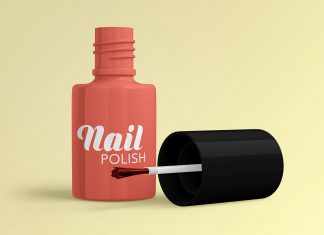 Free-Nail-Polish-Bottle-Mockup-PSD-Set