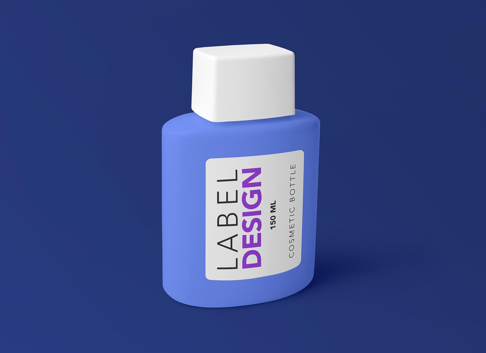 Free-Plastic-Cosmetic-Bottle-Mockup-PSD