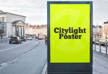 Free-Street-City-Light-Poster-Mockup-PSD