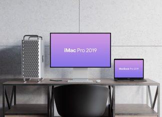 Free-iMac-Pro-&-MacBook-Pro-2019-Mockup-PSD