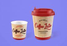 Free-Corrugated-Sleeves-Coffee-Cup-Mockup-PSD-Set