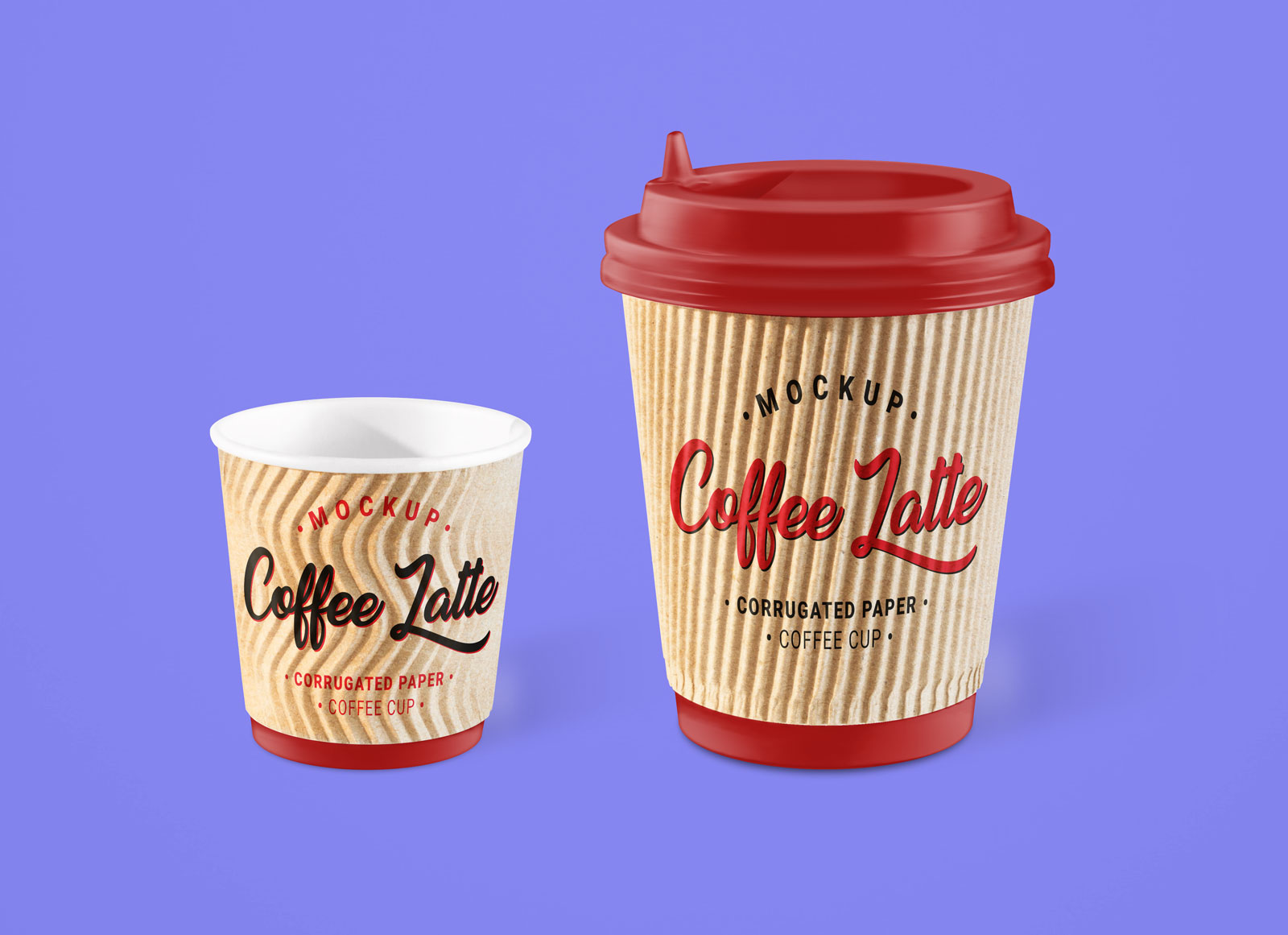 Free-Corrugated-Sleeves-Coffee-Cup-Mockup-PSD-Set