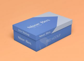 Free-Shoe-Box-Packaging-Mockup-PSD-Set