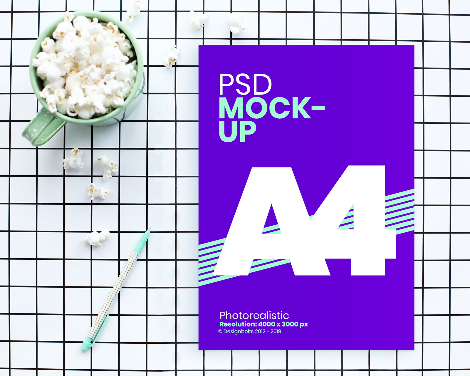 Free-A4-Flyer-Movie-Poster-Mockup-PSD-2