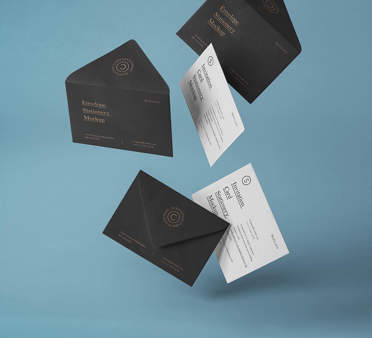 Free-Falling-Postcard--Wedding-Invitation-Card-Mockup-PSD-2