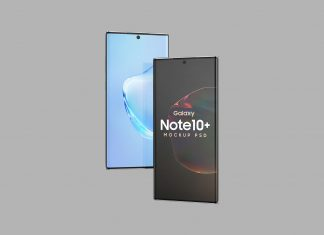 Free-Floating-Samsung-Galaxy-Note-10-Plus-Mockup-PSD-2