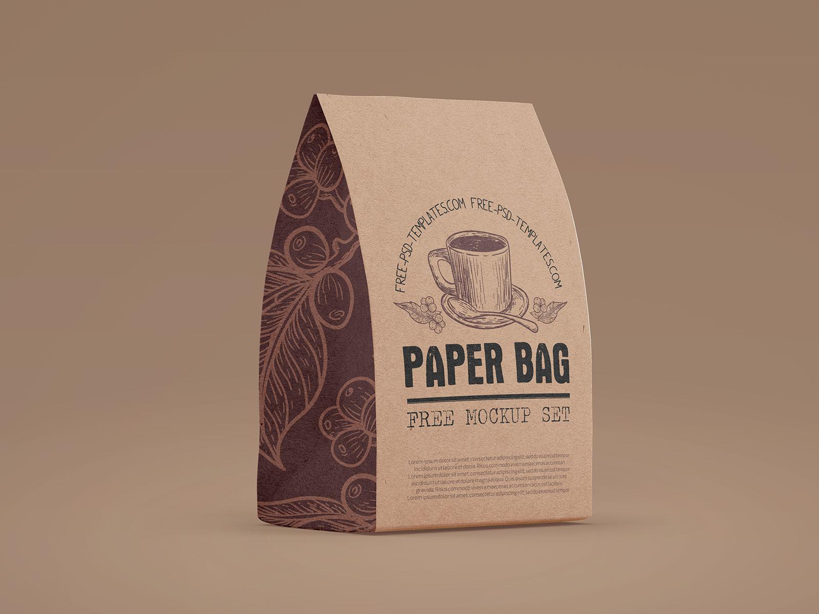 Free-Kraft-Paper-Coffee-Bag-Mockup-PSD-Set