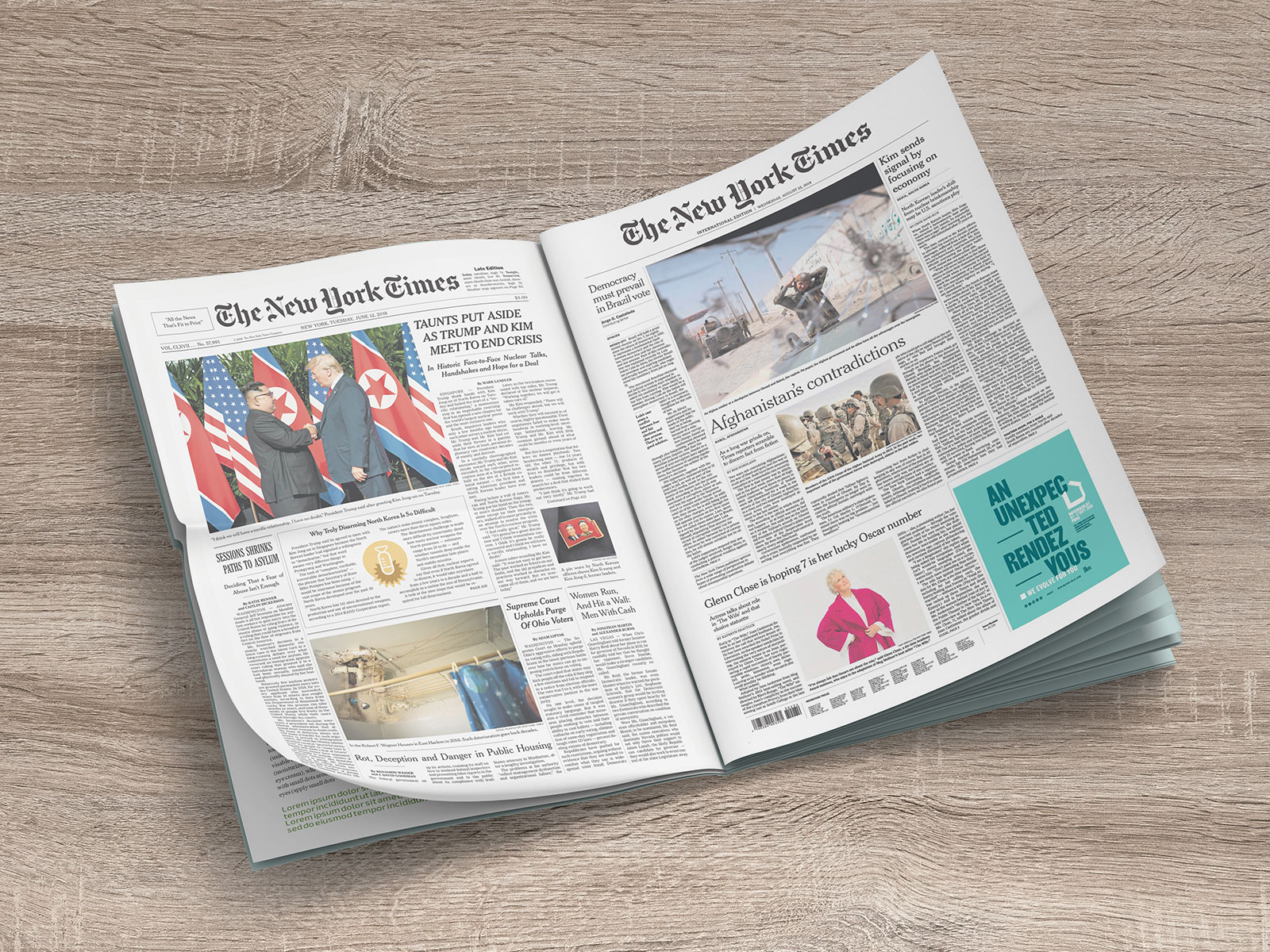 Free-Newspaper_Cover-&-Inner-Pages-Mockup-PSD-Set