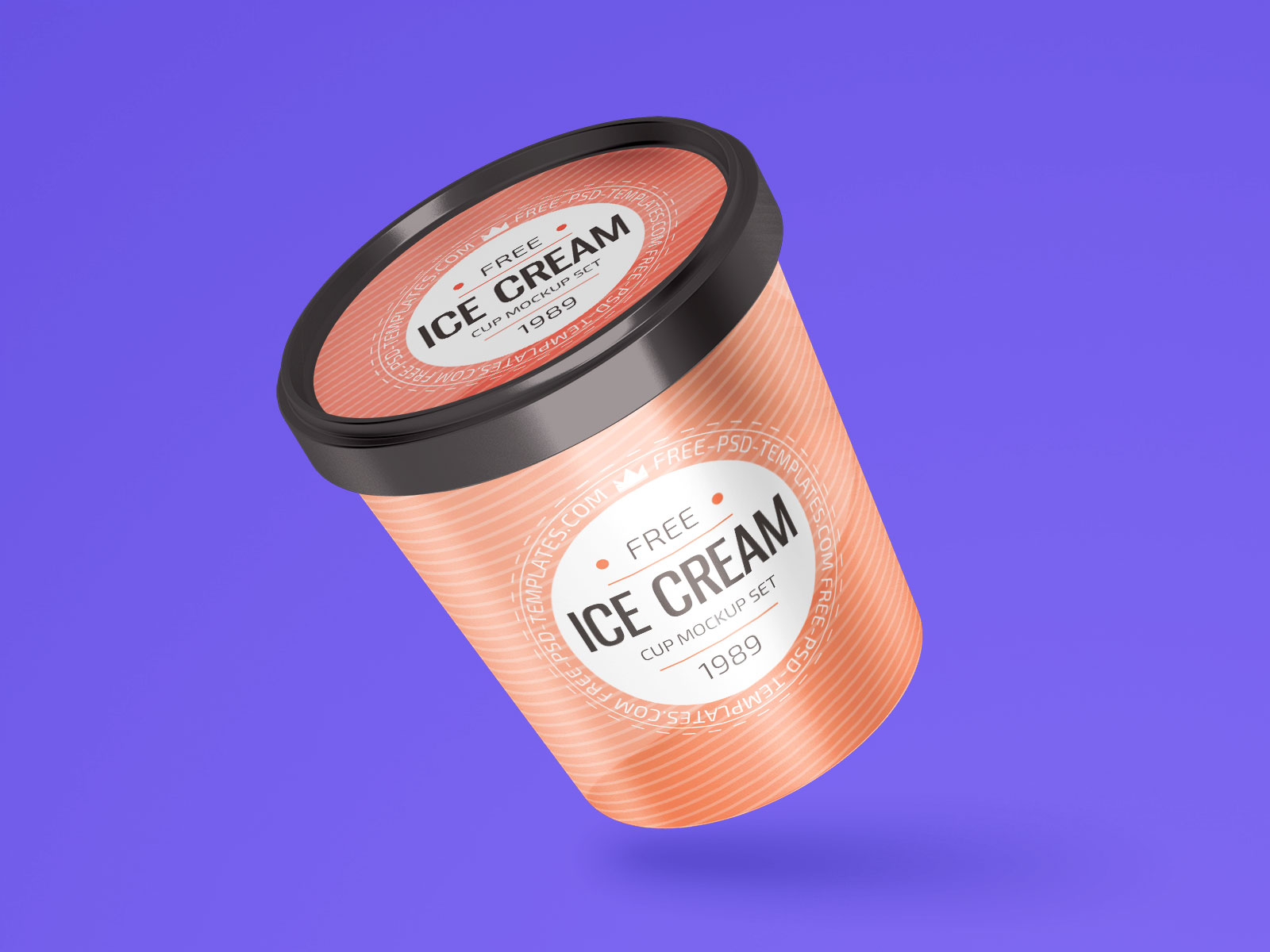 Free-Round-Tub-Ice-Cream-Bucket-Mockup-PSD