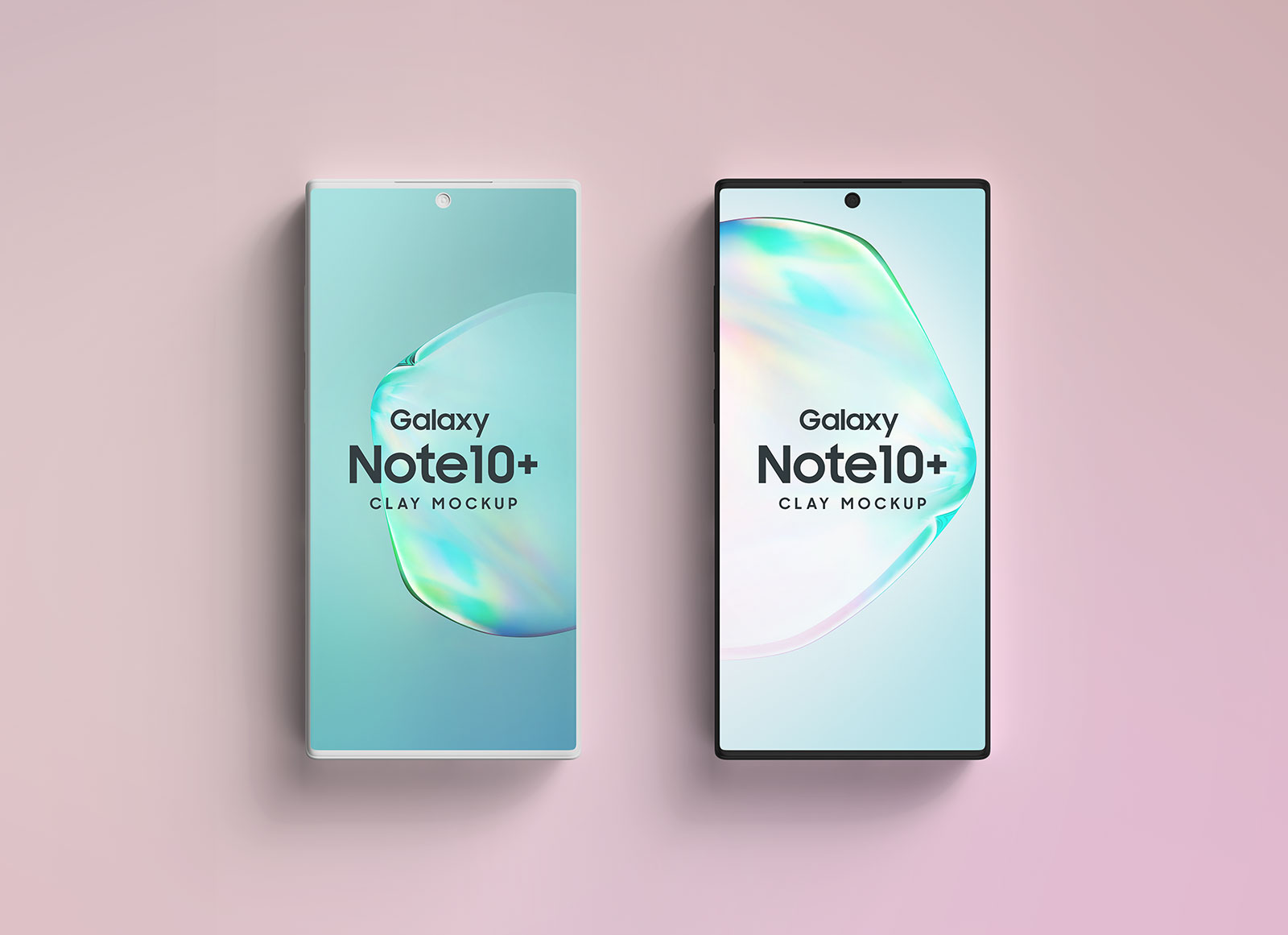 Free-Samsung-Galaxy-Note10+-Clay-Mockup-PSD