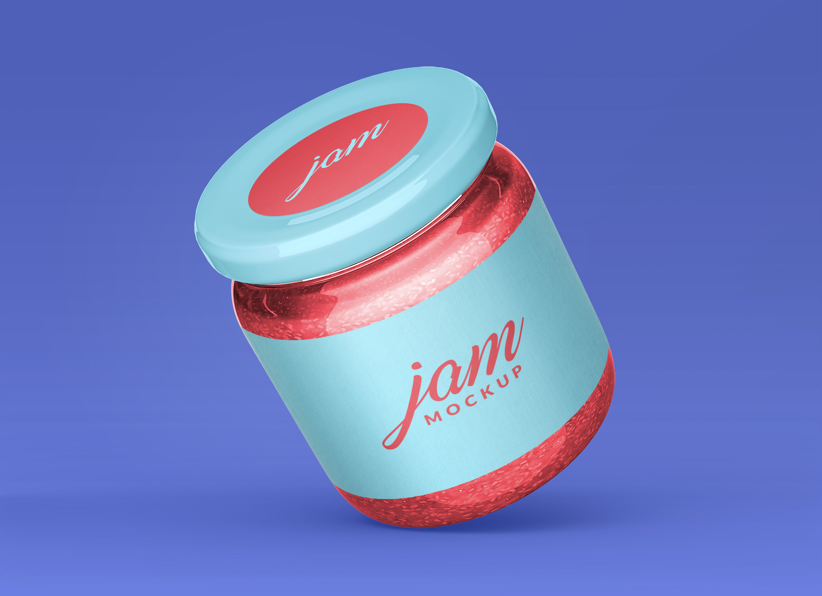 Free-Small-Jam-Bottle-Mockup-PSD-Set