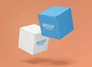Free-Square-Cube-Box-Mockup-PSD-Set
