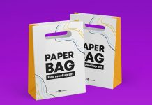 Free-Take-Away-Paper-Bag-Packaging-Mockup-PSD-Set