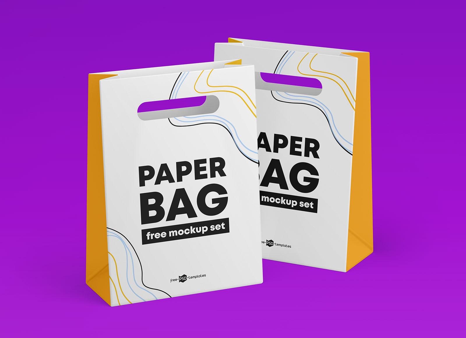 Free-Take-Away-Paper-Bag-Packaging-Mockup-PSD-Set