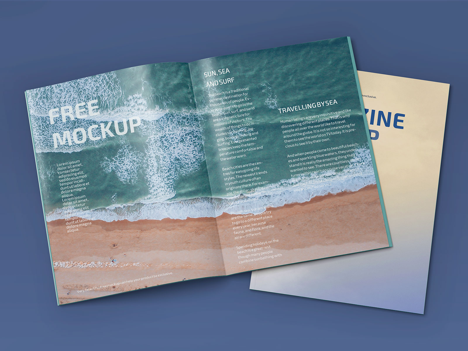 Free-Title-&-Inner-pages-Magazine-Mockup-PSD-Set