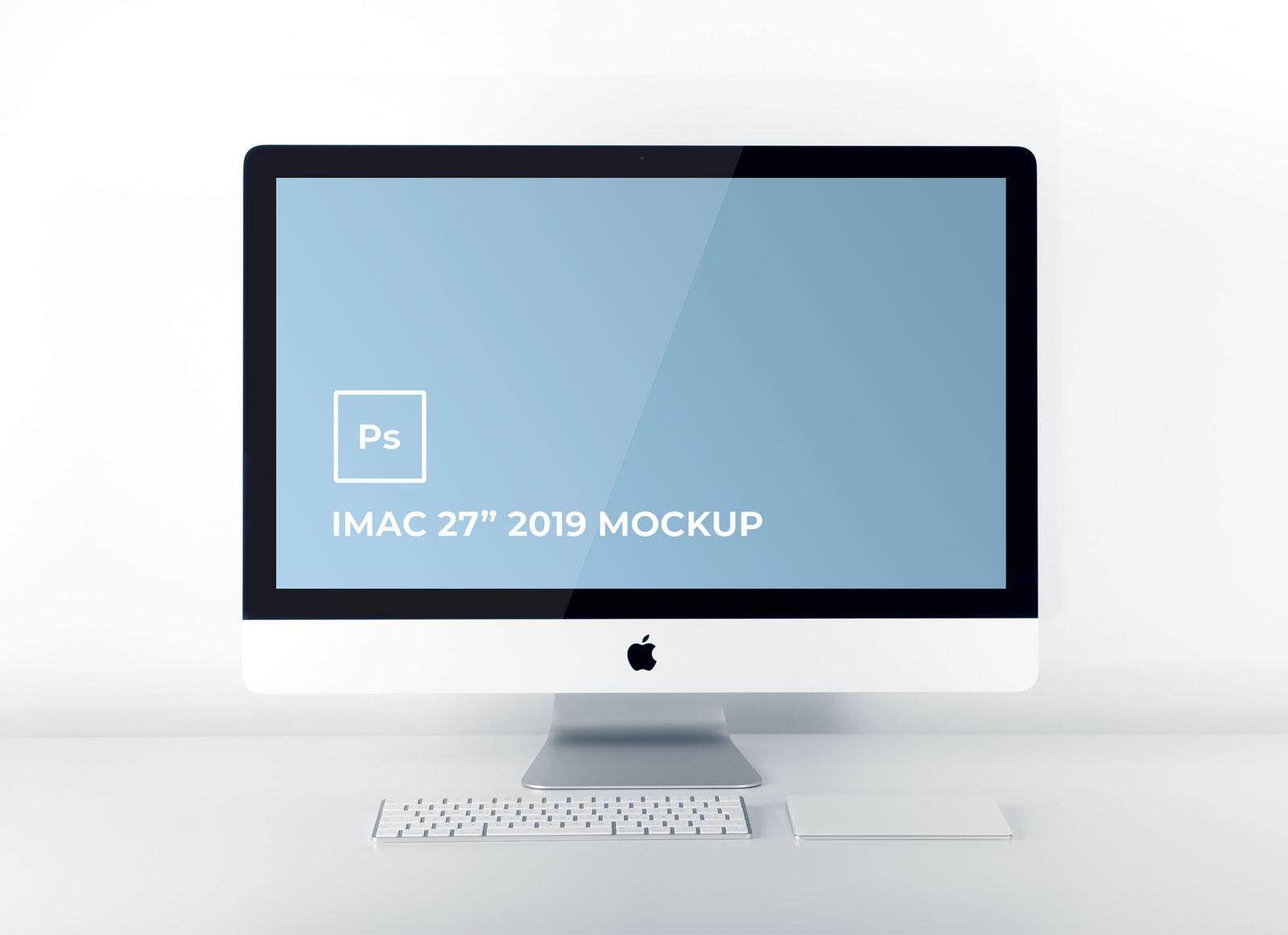 Free-iMac-27-Inches-Monitor-2019-Mockup-PSD