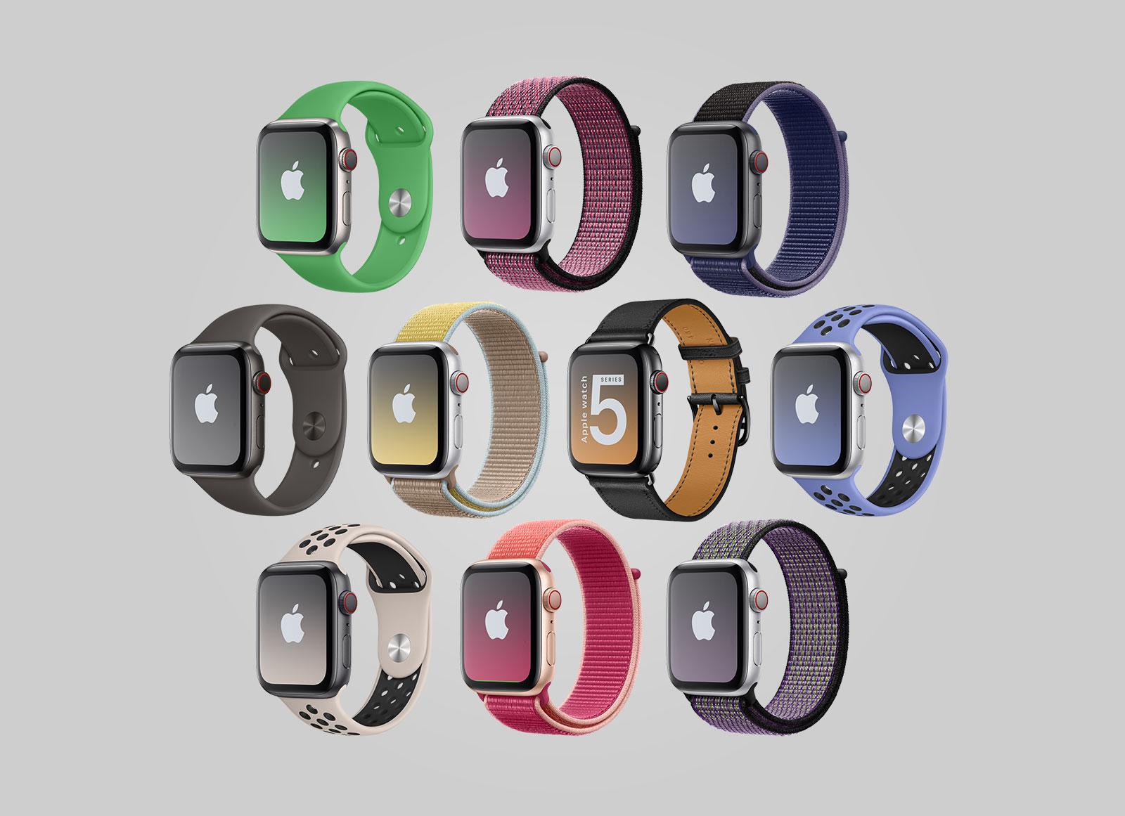 Free-Apple-Watch-Series-5-Mockup-PSD