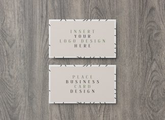 Free-Elegant-Business-Card-Mockup-PSD