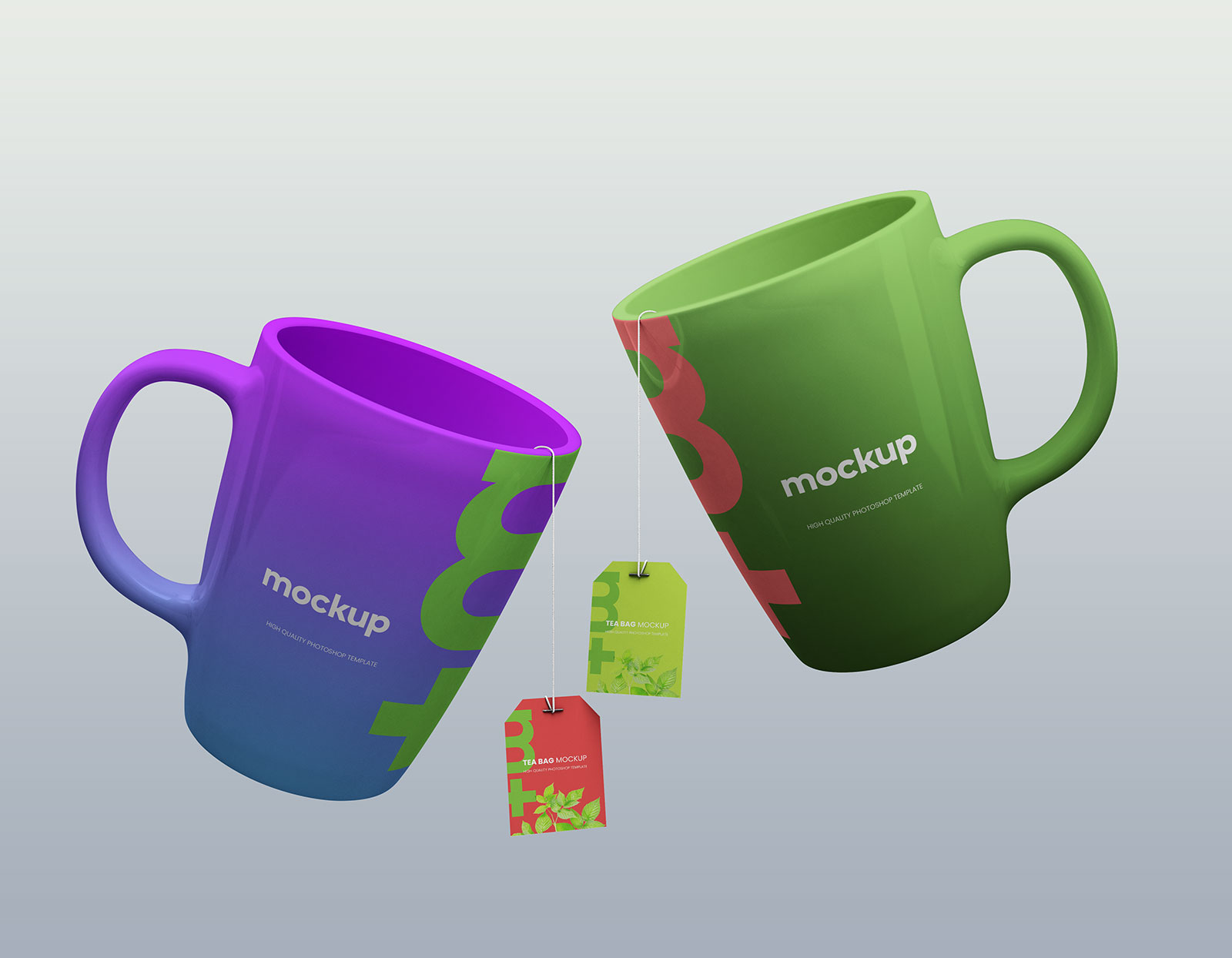 Free-Floating-Ceramic-Mugs-&-Tea-Labels-Mockup-PSD-2