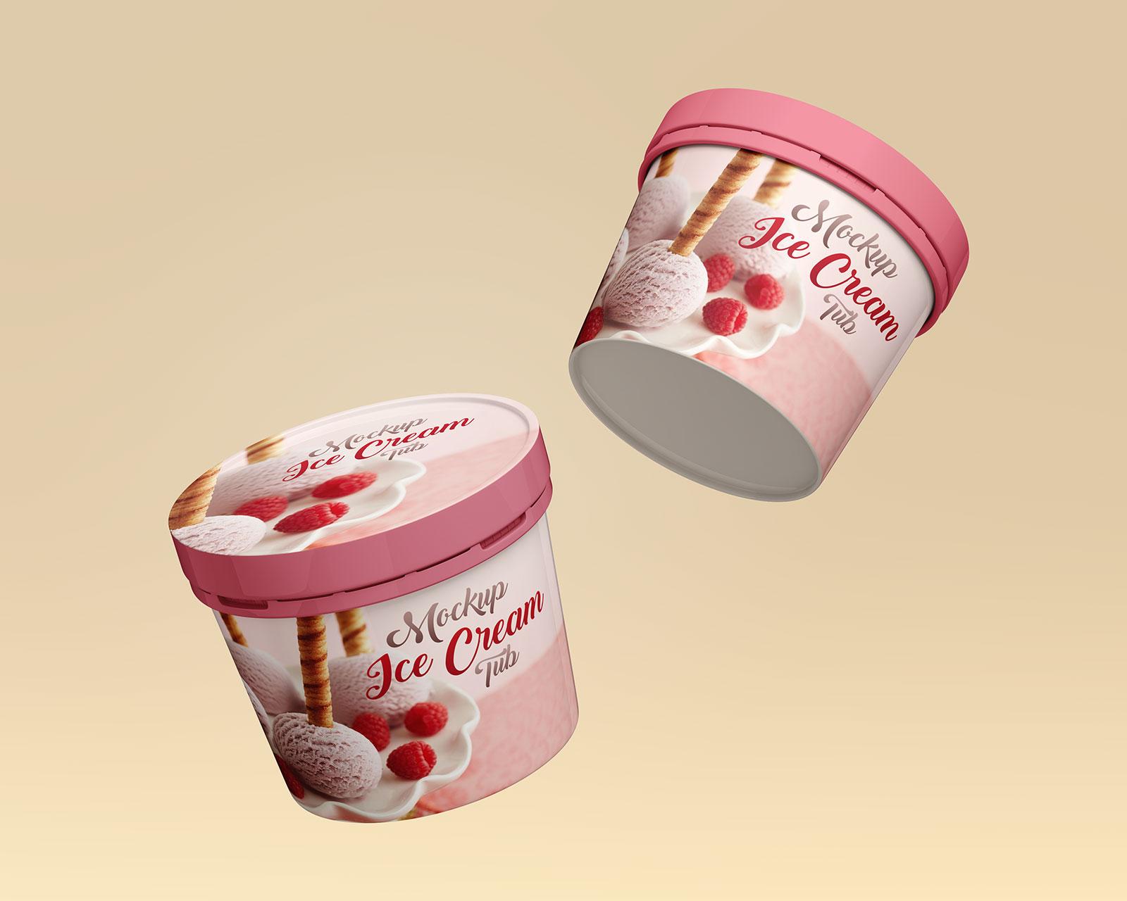 Free-Plastic-Ice_Cream_Tub-Mockup-PSD-Set