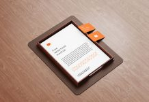 Free-Premium-A4-Mockup-PSD-Set-For-Letterhead-&-Flyer-Presentation