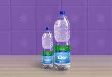 Free-1-Liter-Mineral-Drinking-Water-Bottle-Mockup-PSD-File