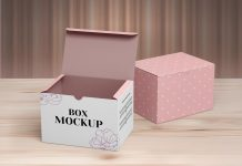 Free-Closed-&-Open-Box-Packaging-Mockup-PSD-Set