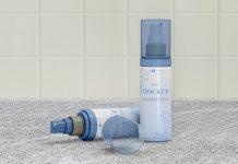 Free Foam Dispenser Pump Bottle Mockup PSD