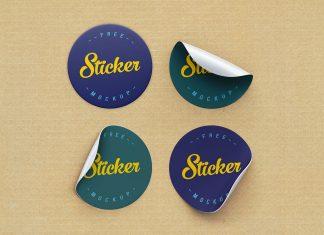 Free-Round-Sticker-Mockup-PSD-Set